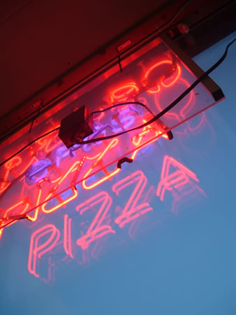 Falbo Brothers neon