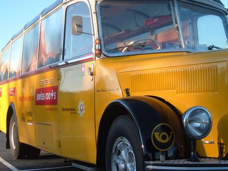 Chalet Landhaus bus