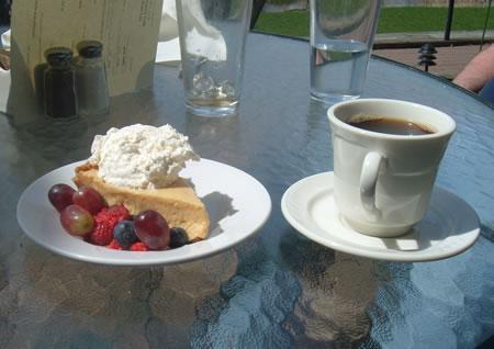 Creamery Cafe pie