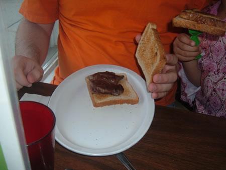 Fair Oaks steak sandwich and grilled cheese