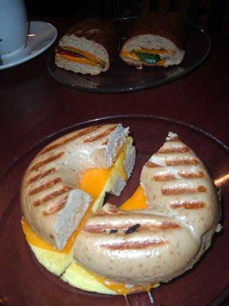 Fair Trade bagels