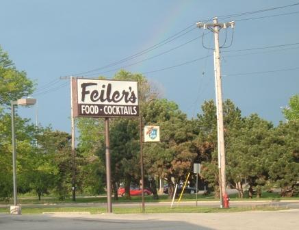 Feiler's sign