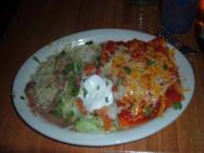 Frida's enchiladas rancheros