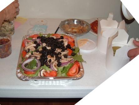Gino's salad