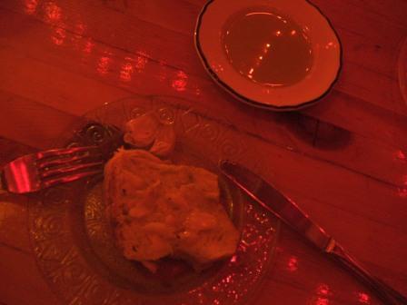 Greenbush Bar garlic and bread